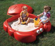 Pískoviště pro každé dítě
