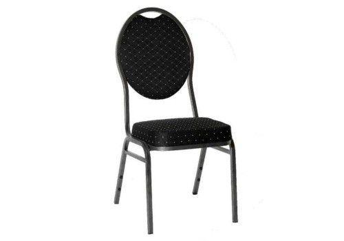 Kovová židle Monza - pohodlná klasika i nadčasový design