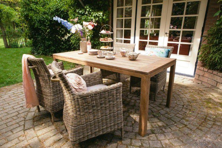 5 pravidel pro správný výběr zahradního nábytku