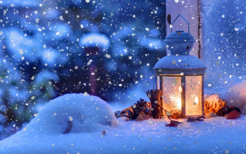 Těšíte se na Vánoce?
