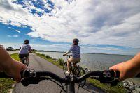 Na kole bezpečně a pohodlně