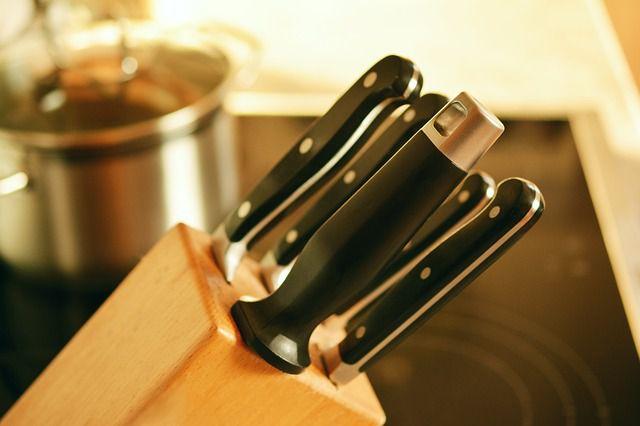 Jak správně vybrat kuchyňské nože