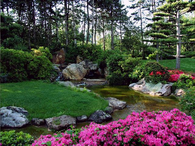 Nejkrásnější zahrada