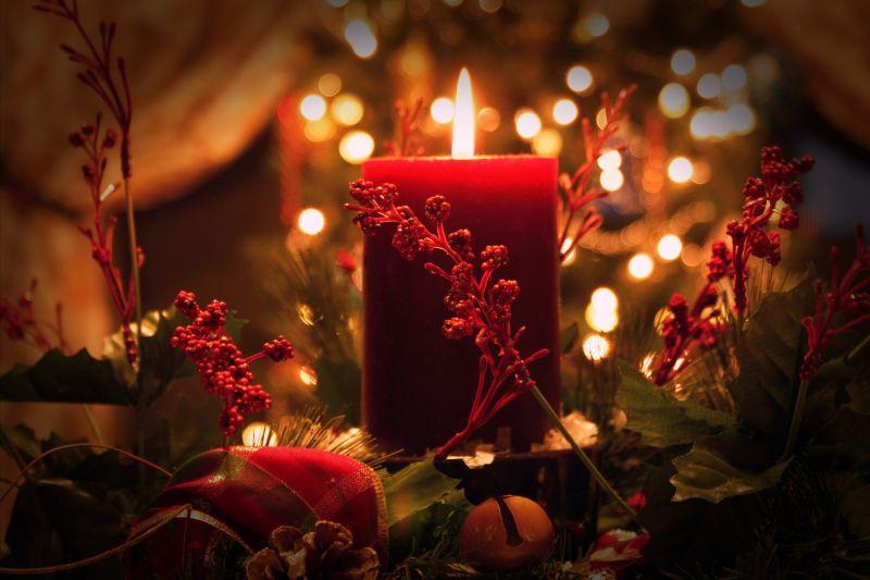 Rady pro vánoční výzdobu interiéru
