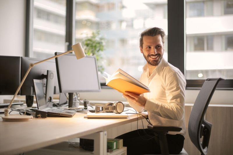 Pracujte zdravě – zařiďte si ergonomickou kancelář