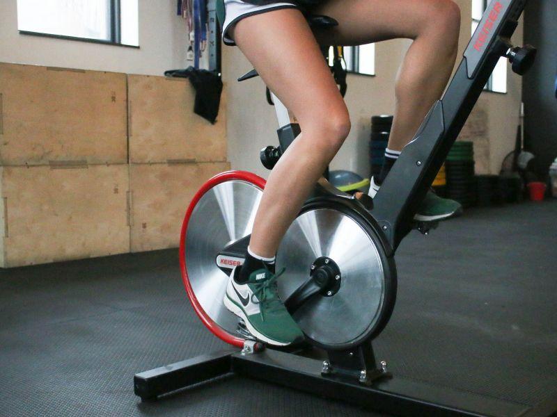 Cvičíme doma 3. – Rotoped nebo cyklotrenažer?