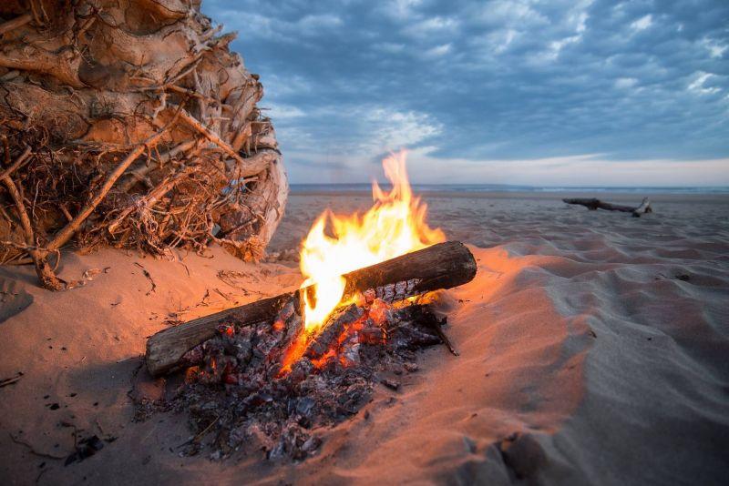 Grilujeme 3. - Vaření na přímém ohni