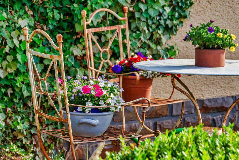 4 tipy pro útulný balkón nebo terasu
