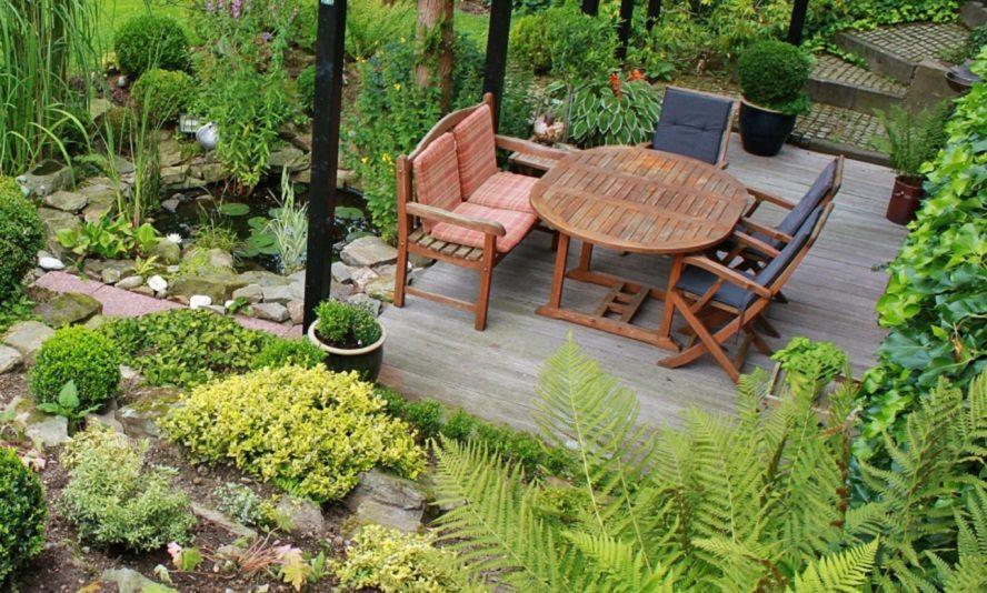 Jak vybrat luxusní set na zahradu