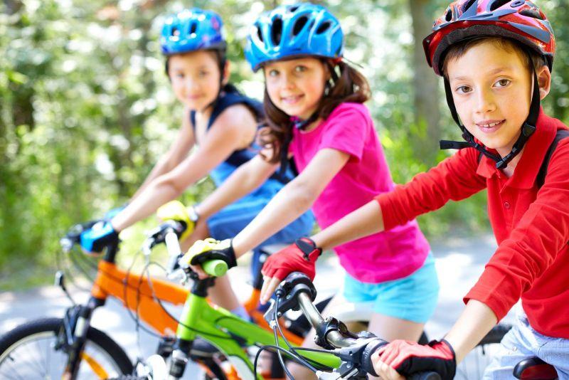Naučte své děti sportovat bezpečně!