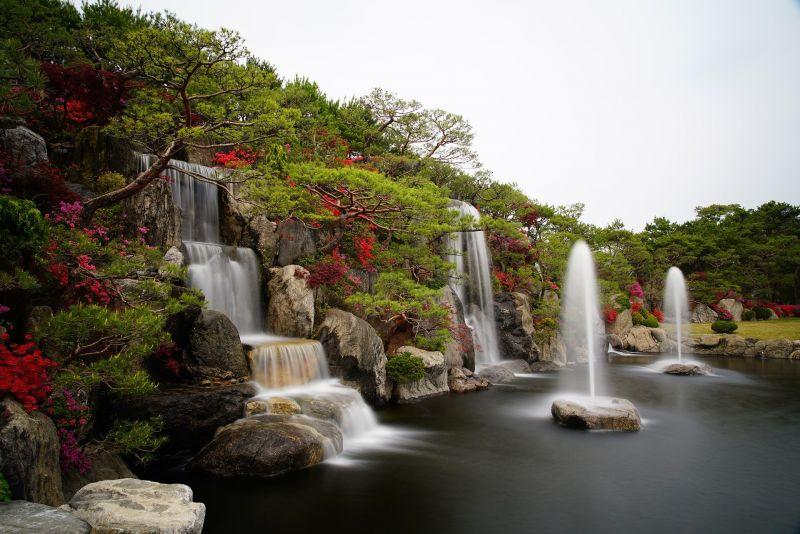 Pořiďte si na zahradu vodní dekoraci