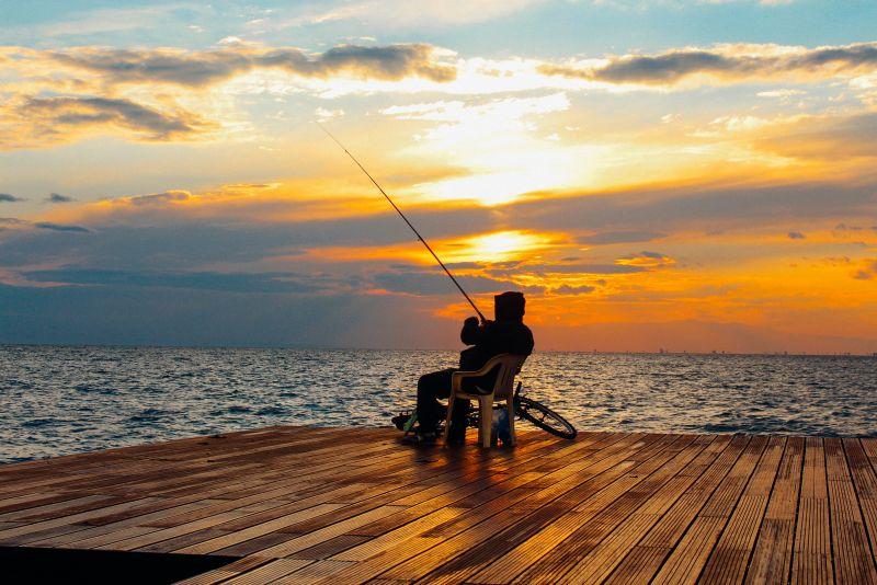 Výbava na ryby pro náročné i méně náročné rybáře