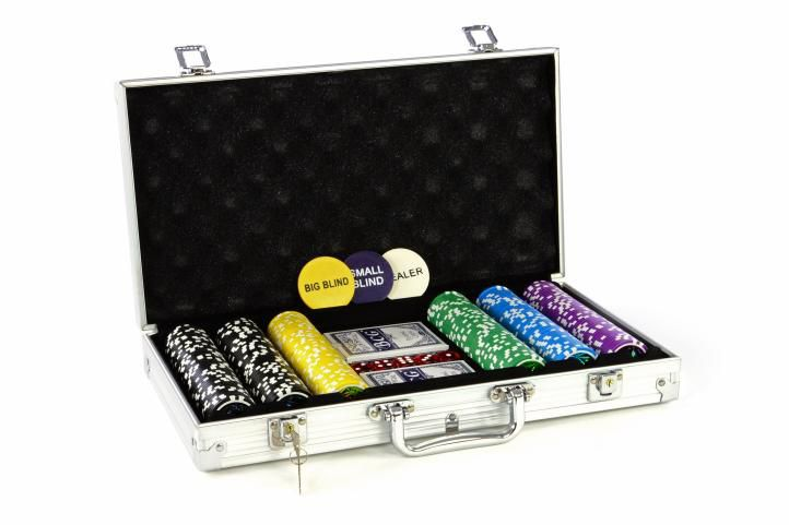 Garthen Ultimate 1000 Poker set 300 ks