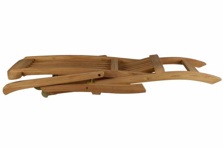 Lehátko Florentine s odnímatelnou opěrkou na nohy
