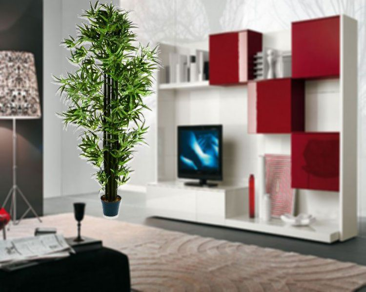 Umělá květina -  bambus - 180 cm