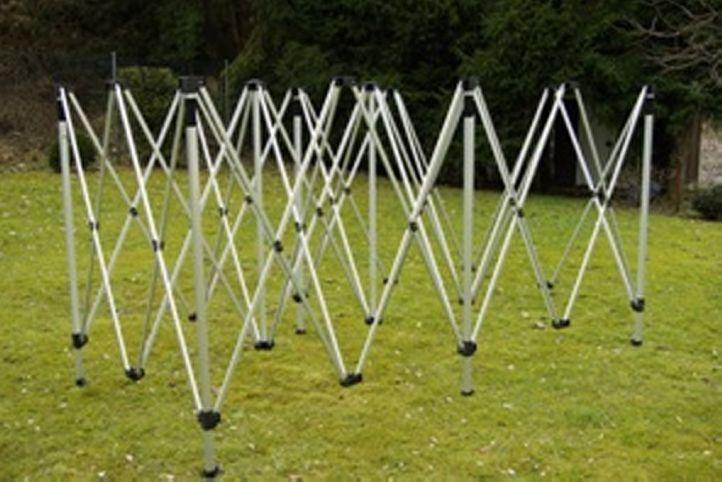 Garden Konstrukce pro zahradní stan PROFI 3 x 6 m