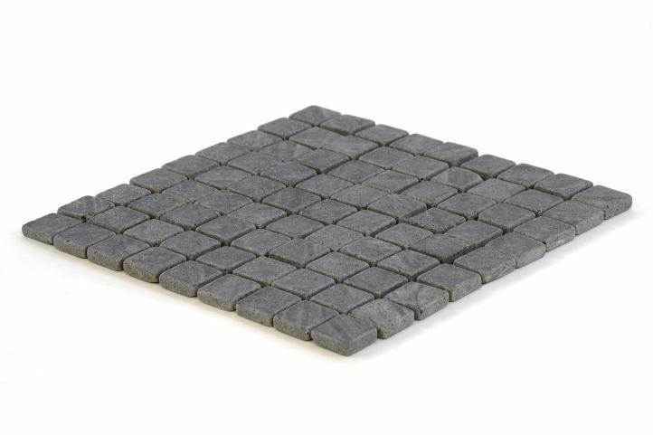 Mozaika Garth z andezitu - černá obklady 1 m2