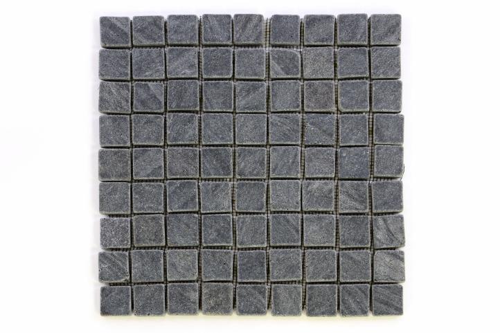 Mozaika Garth z andezitu – černá obklady 1 m2