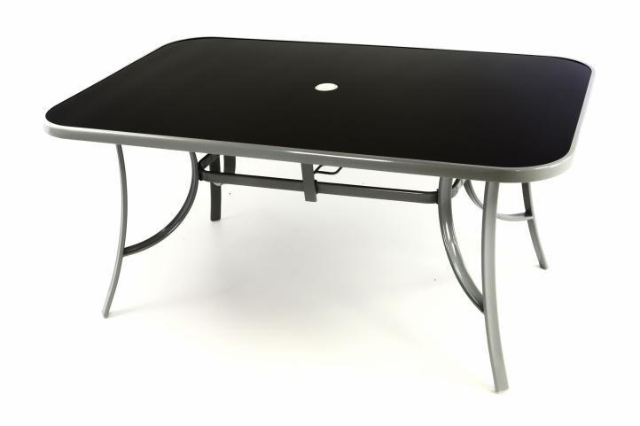 Zahradní stůl Garth 150 x 96 x 70 cm