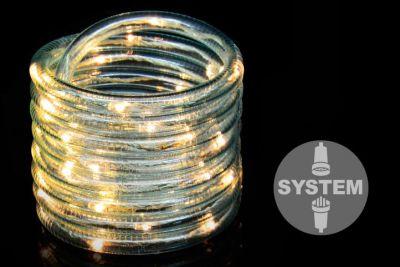 diLED světelný kabel - 40 LED teple bílá