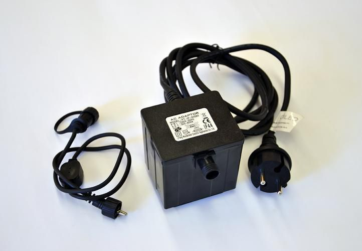 diLED světelný déšť - 180 LED teple bílá + napájení