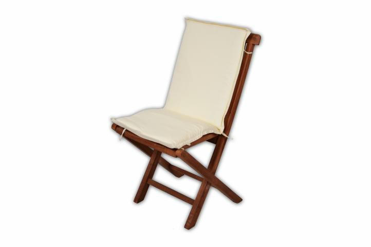 Polstrování na skládací zahradní židle, P2208