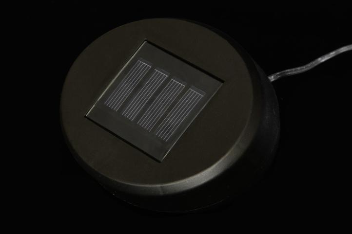 Venkovní solární LED osvětlení Garth - Lucerničky 24 LED diod
