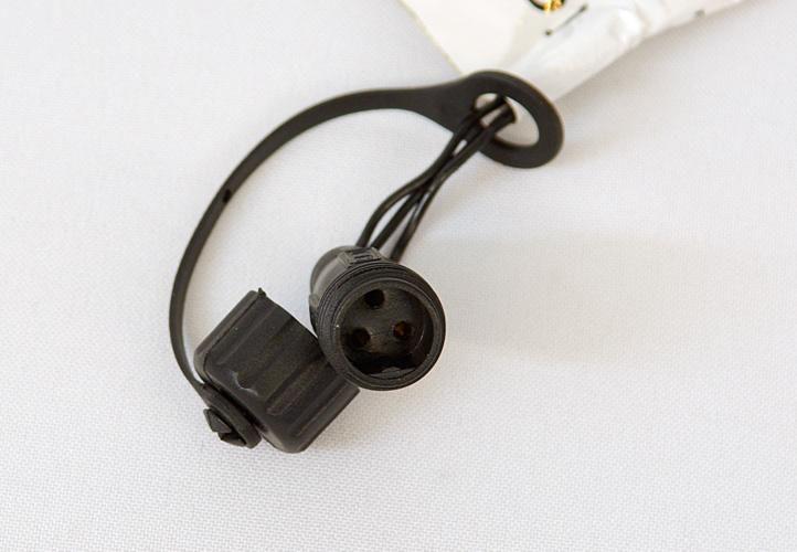 diLED prodlužovací kabel se 2 přípojkami