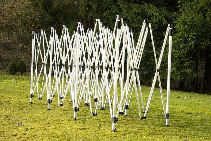 Konstrukce k pavilonům 3 x 9 m Garth