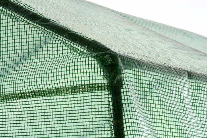 Fóliovník Garth transparentní zelená 220 x 215 x 240 cm