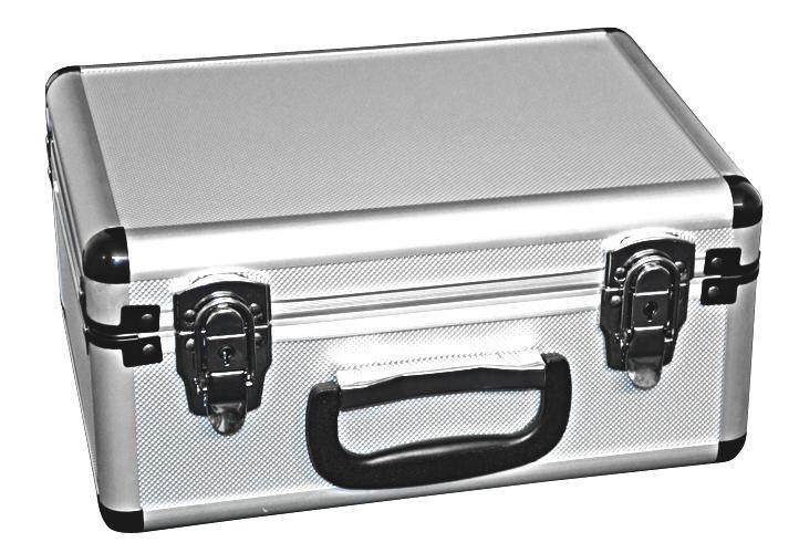 OEM D27149 Poker kufr Deluxe 300 laserových žetonů