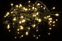 Vánoční LED osvětlení 40 m - teple bílé, 400 diod