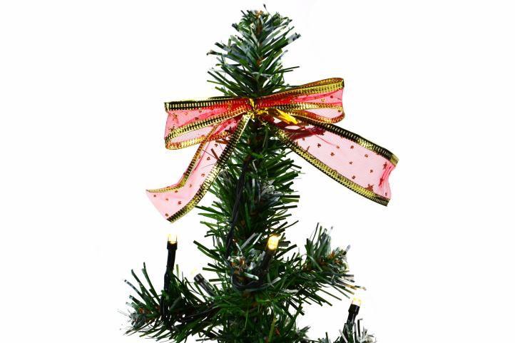 Vánoční stromek s LED osvětlením, 40 cm