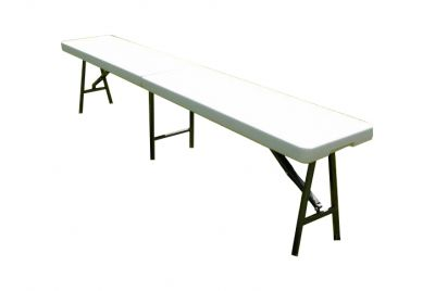 Skládací lavice, 183 cm