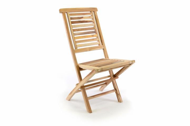 Zahradní židle skládací DIVERO