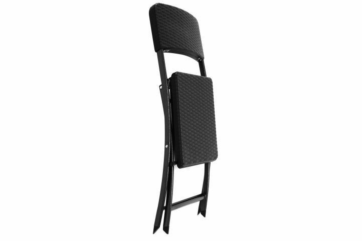 Skládací židle na zahradu 80 x 40 cm
