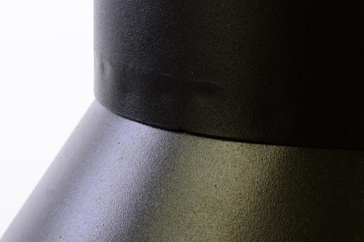 Terasový krb na dřevo i uhlí 122 x 58 x 58 cm