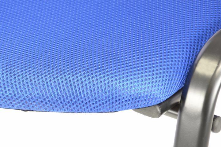 Sada stohovatelné kongresové židle 2 kusy – modrá