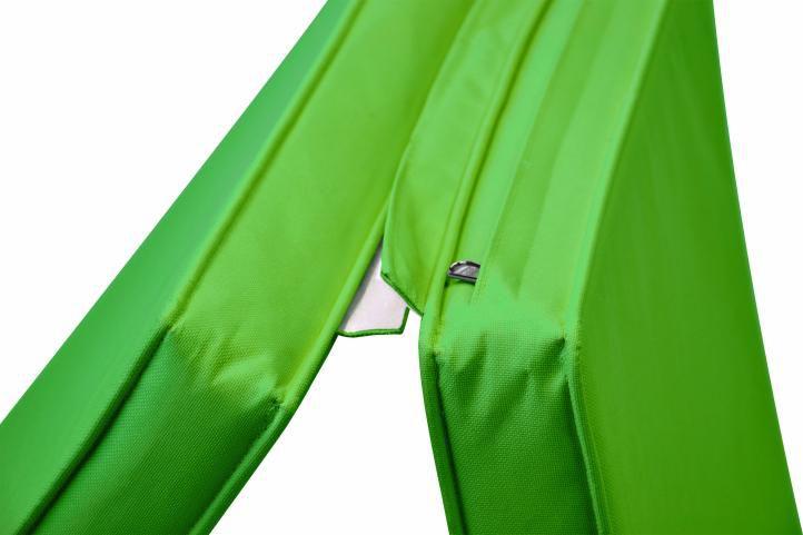 Polstrování pro lehátko 188 cm - světle zelená