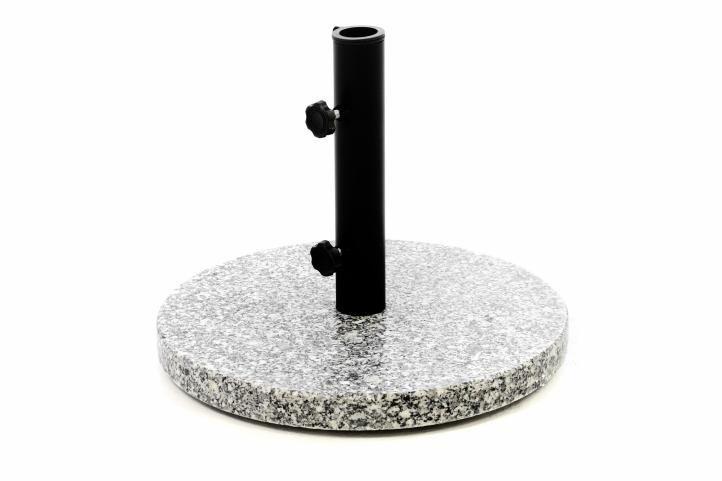 Podstavec na slunečník  mramor – 10 kg