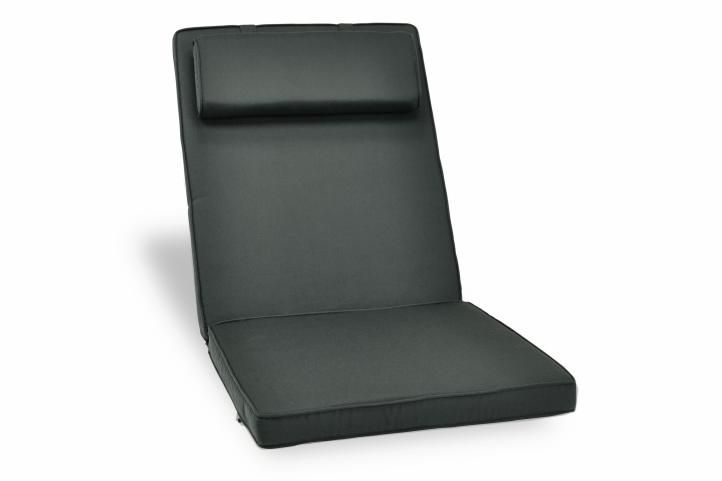 Divero Polstrování na židli Garth - antracit