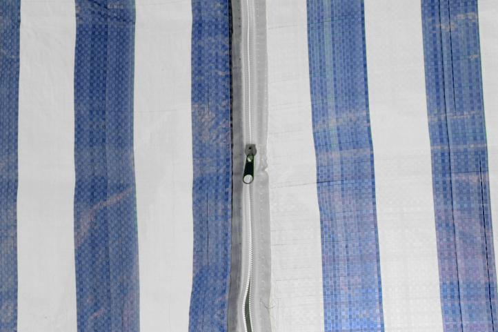 Zahradní párty stan 3 x 3 m - královská modrá