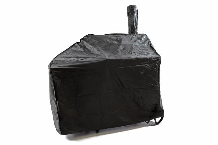 Ochranný obal na gril SMOKER – 120×65 cm černý