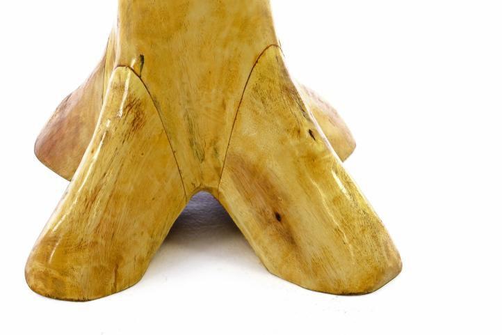 Věšák na oblečení z mungurového dřeva DIVERO