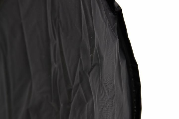 Ochranný obal na gril SMOKER - černý cca 180 x 70 x 104 cm