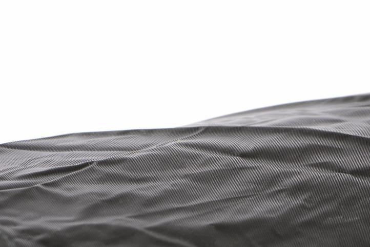 Ochranný obal na gril SMOKER - černý 212x172 cm
