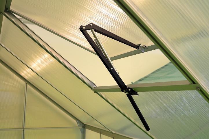 Automatický otvírač skleníkových oken