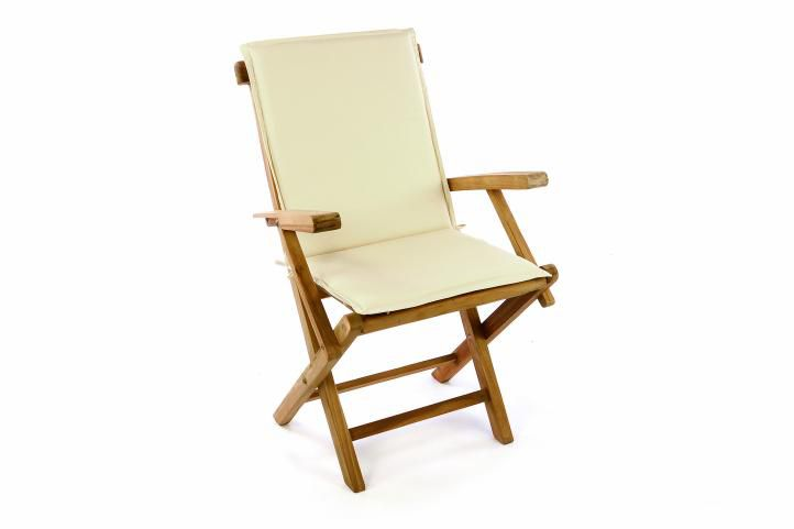 Skládací zahradní židle DIVERO D47245