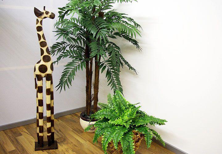 Ghana Žirafa 21 x 15 x 120 cm OEM