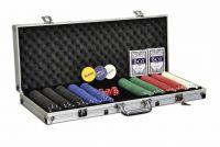 Garthen Poker set 500 ks žetonů s příslušenstvím